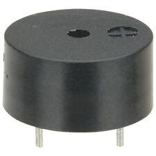 80dB Piezo Transducer/Sounder 1mA, 5V AC Sounder Buzzer Indicator