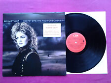 Vinyl LP 33T / Bonnie Tyler ‎– Secret Dreams And Forbidden Fire / 1986 / VG+