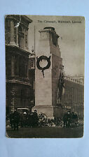 The Cenotaph London 1920 B&W postcard