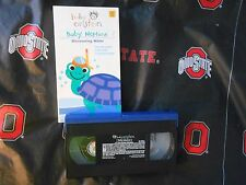 """Baby Einstein """"BABY NEPTUNE"""" Discovering Water VHS Tape The Walt Disney Co."""