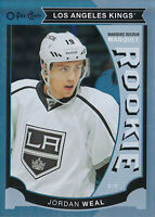 15/16 O-PEE-CHEE OPC UPDATE ROOKIE RC RAINBOW #U36 JORDAN WEAL KINGS *15633