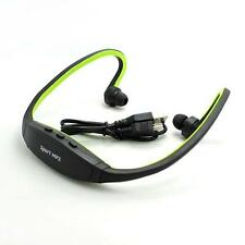 Hot Sports FM Radio MP3 Player Portable Music Running Headphone Earphone Headset
