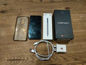 Huawei Mate 20 X - 128 GB - Midnight Blue (Unlocked) (Hybrid SIM)