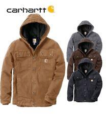 Original Carhartt Herren Barlett Jacket Winterjacke Jacke Sandstone *FREI HAUS*