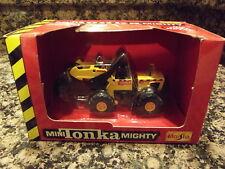 Die Cast Metal Mini Tonka Mighty Series 1 Loader 1998