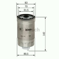 1457434510 BOSCH FUEL-FILTER BOX N4510 [FILTERS - FUEL] BRAND NEW GENUINE PART