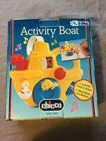 Chicco Activity Boat / Boot mit Rollen, Tast-Elementen & Sound - ab 3 Monaten
