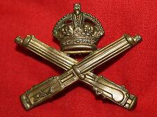 C.E.F. MACHINE GUN CORPS General Service Cap Badge 31-1