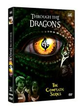 Through the Dragon's Eye (1989) Complete Series Fantasy DVD!