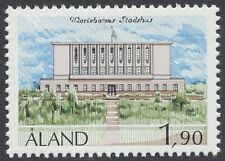 Aland Finland 1989 MNH - Mariehamn City Hall - Architecture