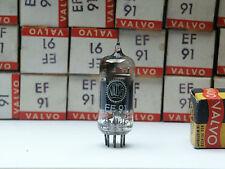 EF91 - 6AM6A  -  VALVO  -  VALVULA  ( ELECTRONIC TUBE )   NOS