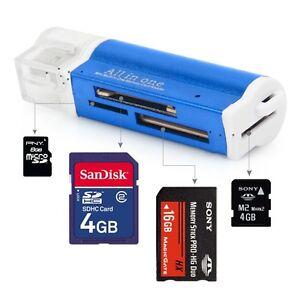 Portable High Speed Samll USB 2.0 Micro SD TF T-Flash Memory Card Reader Adapter