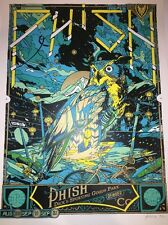 Phish Poster Tyler Stout Dicks Commerce City Colorado Signed Numbered