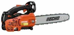 "CS-2511T 12"" Echo 25cc Top Handle Chainsaw Professional 5 Year Warranty"