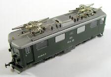 BEMO 1250 E - Lok Ge 4/4 Albula RhB Schmalspur H0m ohne OVP
