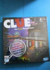 Mystery Board Game New In Box Hasbro CLUE