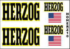 HERZOG HO SCALE CUSTOM TRUCK CONTAINER TRAIN DIORAMA DECAL SET HOHERZ10