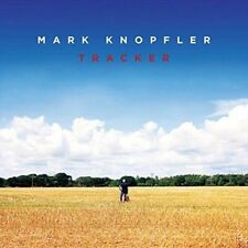 Mark Knopfler Tracker CD Album (march 16th 2015)