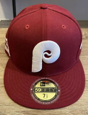 Philadelphia Phillies Vintage Ultimate Patch Collection 59FIFTY 7 1/2 -NEW
