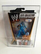 Signed w/COA - WWE Rey Mysterio Wrestle Mania 26 Elite Collection TRU Exclusive
