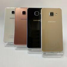 SAMSUNG GALAXY A3 (2016) Black / Gold A310F - Unlocked, Smartphone Mobile
