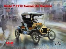ICM 24016 Model T 1912 Commercial Roadster in 1:24