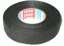 tesa 51608 Adhesive Cloth Fabric Tape - Black