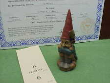 Cairn Studio's #89 Clarence Gnome by Tom Clark w/Coa