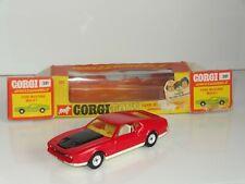 corgi 391 JAMES BOND 007 FORD MUSTANG MACH 1