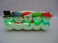 Hallmark Christmas Concert Light Music Snowmen 5 man Section KXT1410