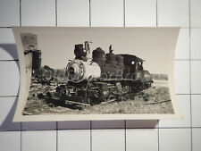 Gifford - Hill & Co Inc: Engine 15: Old Railroad Photo