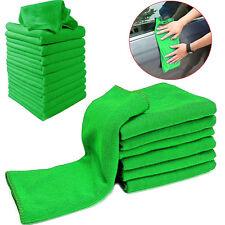 Grüne Microfiber Detaillierung Auto Reinigung Polieren Handtuch/Scrubbing/Waxing