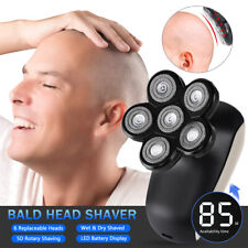 Professional Grooming Kit Bald Head Shaver Men's Hair Trimmer Clipper Razor 1888