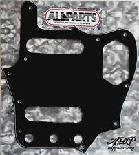 """PICKGUARD pour JAGUAR NOIR All Parts US 3 ply 10H .90"""" Black PG-0580-033"""