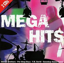 Mega Hits-Various Artists/2 CD-Set FNM (22082) - come nuovo