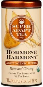 Super Adapt Hormone Harmony Tea by The Republic of Tea, 36 tea bag