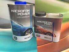 Lechler MC405 Vernice Biocomponente per Auto e Moto -  Trasparente
