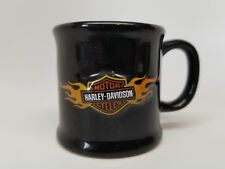 "Harley Davidson Shot Glass Mug Authentic Official Licensed Product 2 1/4"" tall"