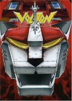 Voltron Collection Volume 4 3-DVD SET NEW! RED LION HEAD! VOLTRON  OUT-OF-PRINT!