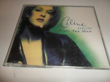 Cd   Celine Dion  ‎– Call The Man