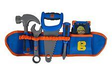 Smoby 360129 Bob Builder Cinturón De Herramientas De Juguete The