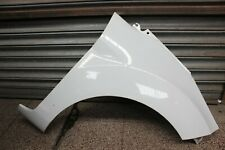 FORD FIESTA 2016 MK7 5 DOOR FRONT OS RIGHT WING PANEL IN WHITE SCRATCHED #26