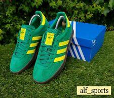 BNWB & Genuine Adidas Originals ® Gazelle Indoor Green Suede Trainers UK Size 8