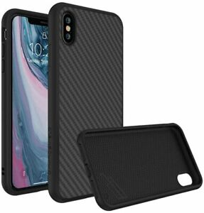 RhinoShield Full Impact  Case for [iPhone X/XS] | SolidSuit + Screen Protection