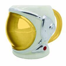 Astronaut Helmet Mug Gold Visor Space Themed Novelty Large Coffee Cup Gift Box