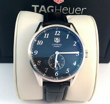 Tag Heuer Carrera Heritage Calibre 6 Mens Watch Automatic Exc Cond WAS2110