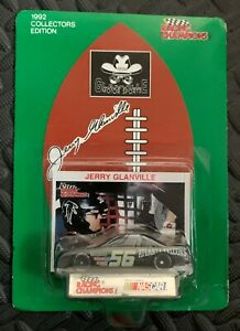 Racing Champions Jerry Glanville #56 Atlanta Falcons NASCAR 1:64 Die Cast New!!