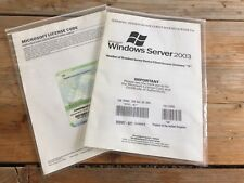 5er Device CALS para Windows 2003 Terminal Server con factura IVA