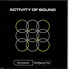 "Ieuropean & Wolfgang Flür - Activity Of Sound (Vinyl 12"" - 2016 - EU - Original)"