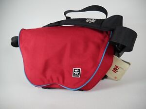 Crumpler Sling Camera Bag Protective Padded w/ Inserts BRAND NEW W/ TAGS RED